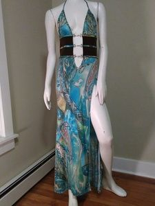 NWT Hot Sauce Style gown, club or festival wear